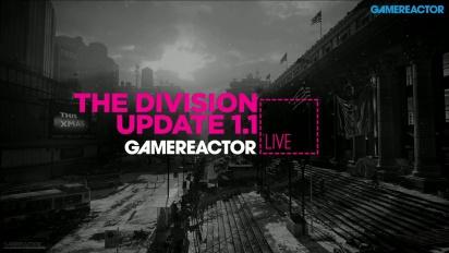 Vi tester 1.1-oppdateringen til The Division