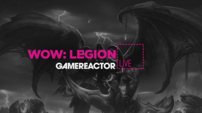 GRTV Live: World of Warcraft: Legion