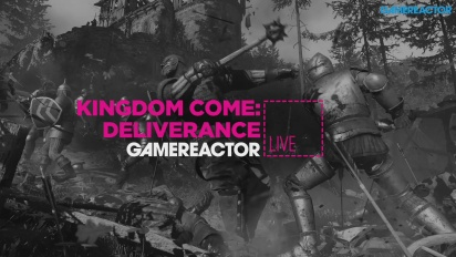 Kingdom Come: Deliverance - Live Streamreprise
