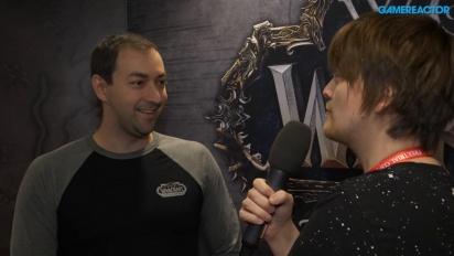World of Warcraft: Battle for Azeroth - Morgan Day-intervju
