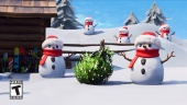 Fortnite - Sneaky Snowman Teaser