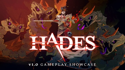 Hades - Version 1.0 Gameplay Showcase
