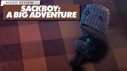 Sackboy: A Big Adventure - Video Review