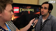 GC 12: Lego Lord of the Rings-intervju