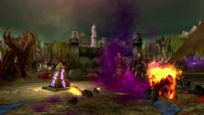 Magic: The Gathering Tactics - Black Mana