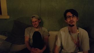 Night time staff conversations