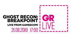 GHOST RECON: BREAKPOINT - Live from Gamescom!